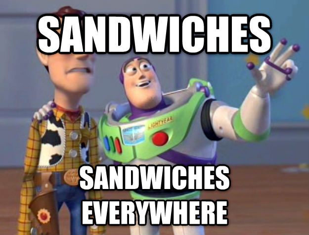 sandwhiches
