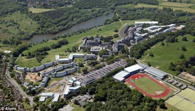 uea-campus
